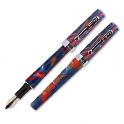 Stylo plume collection J Esterbrook Rouge/Bleu