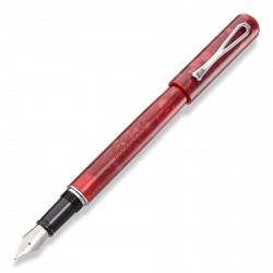 Stylo plume Nostalgia Esterbrook Rouge Marbré