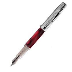 Stylo Plume Deluxe Esterbrook Rouge