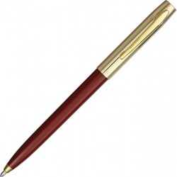 Stylo S251G Cap-O-Matic Marron Fisher Space Pen