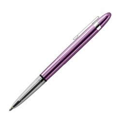 Stylo Bullet Violet et clip Fisher Space Pen