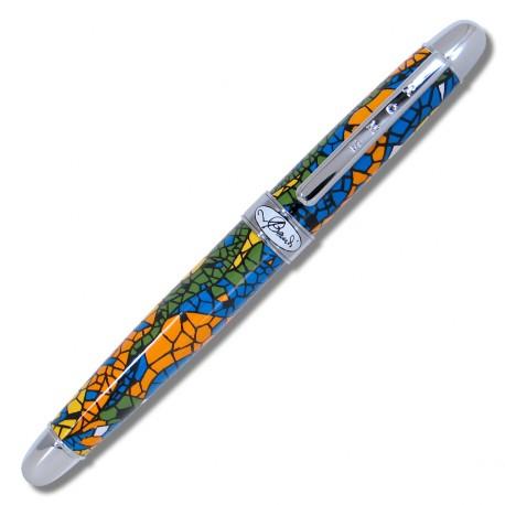 Stylo roller Mosaic ACME by Antoni gaudi