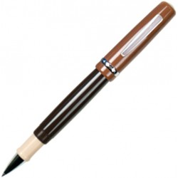 Stylo Roller Brown Line THINK