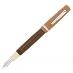 Stylo Plume Brown Line THINK