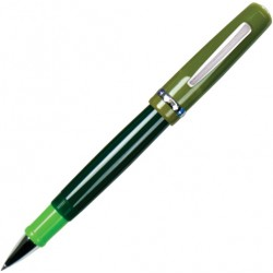 Stylo Roller Green Line THINK