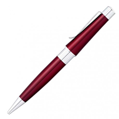 Stylo Bille Beverly Bordeaux Cross
