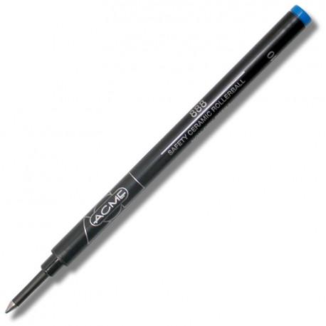 Recharge bleue stylo roller ACME (lot de 5)