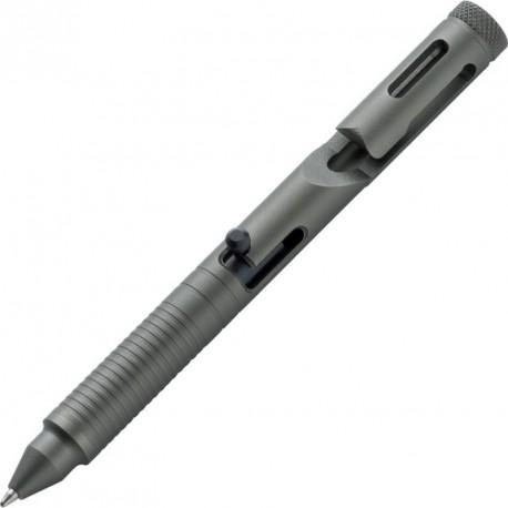 Stylo Tactique défense aluminium CAL .45 Boker Plus
