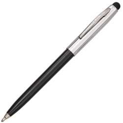 Stylo Stylet Noir semi-chromée Cap-O-Matic Fisher Space Pen